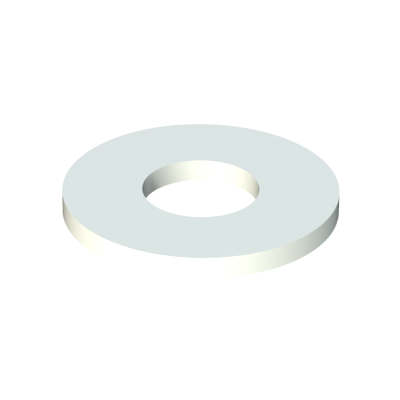 Washers - Special materials  PP - POM - PVDF